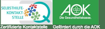 AOK Förderung und Zertifizierung Selbsthilfestelle
